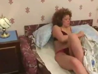 Homemade Lingerie Mature Russian