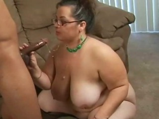 Big Tits Cumshot Glasses  Natural