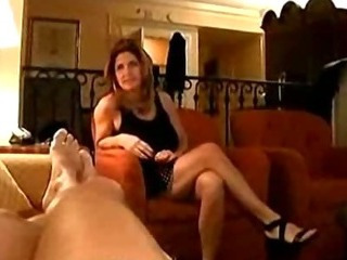 Feet Mom Pov