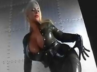 Amazing Big Tits Fetish Latex  Silicone Tits