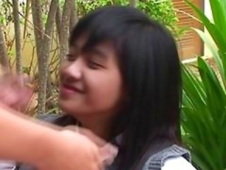 Asian Facial Outdoor Teen