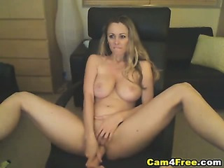Hot Lord hose down abandon Blonde Fucks not far from Dildo HD