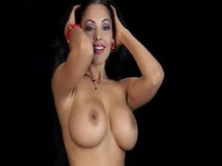 Nina Mercedez - Hot Striptease