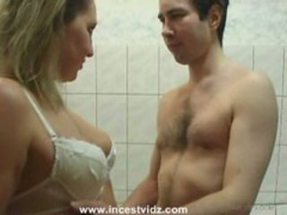 Bathroom Lingerie  Mom Old and Young