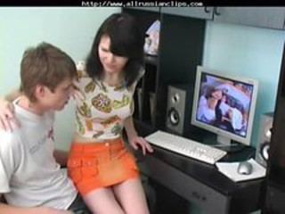Russian Brother And Sister Watch Porn By Bizzy1991 Ru...