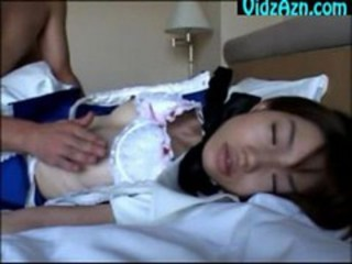 Chinese Sleeping Teen