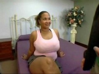 Big Tits Latina  Natural
