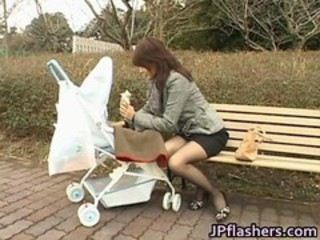 Free jav be incumbent on Japanese flasher gets some