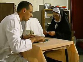 Mature Nun Uniform