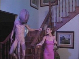 Beware !!! Alien Maniac wanna fuck our earth girls. Anal