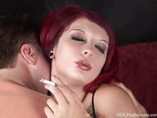 Fetish Smoking Teen