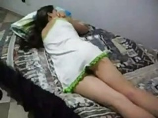 Anal Homemade Sleeping Wife