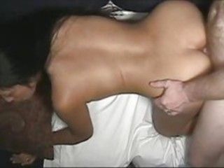 indonesian Maid Fucked in Hon...