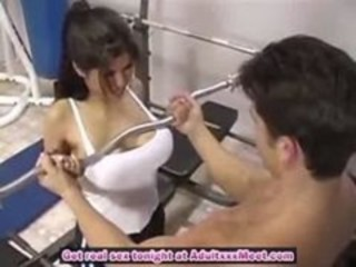 Amazing Big Tits  Sport