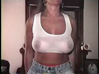 Amateur Big Tits Ebony Natural Nipples Wife