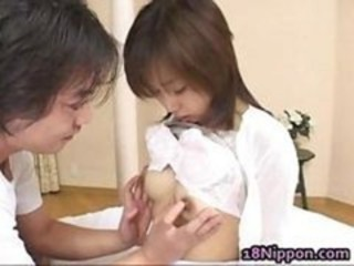 Asian Cute Japanese Nipples Teen