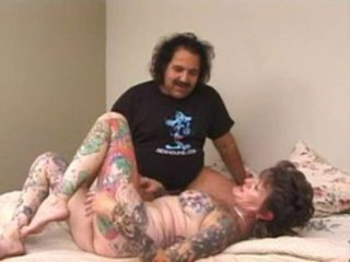 Ron Jeremy and Tattoo Sue