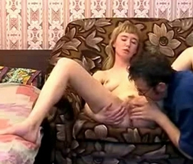 Amateur Daddy Daughter Homemade Licking Old and Young Teen