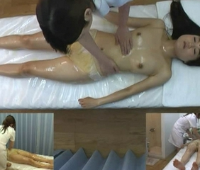 best of japanese cissified masseuse