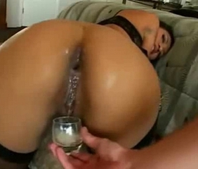 Amazing Anal Asian Ass  Creampie Pornstar
