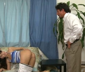 Ass Babysitter Old and Young Teen