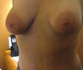 Amateur Chubby Nipples  Wife