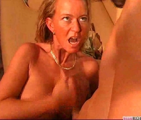 German blonde blowjob 3-3 - TYR