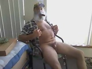 farmer daddy smoke 'n cum