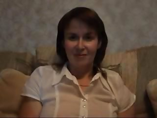 Amateur Homemade Masturbating Mature Russian