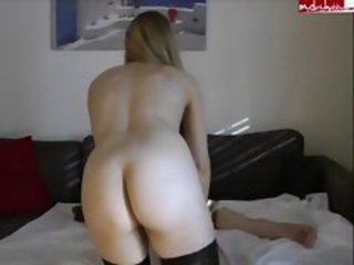 Amateur Ass European German Girlfriend Homemade