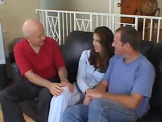 Husbands Watch Wives Get Pumped By Real Porno Studs