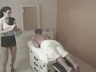 Angelica Sin Turns Massage Into...