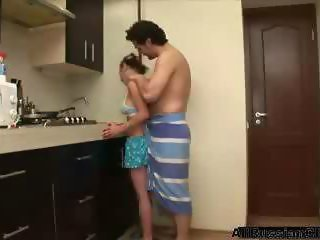 Kitchen Russian Teen