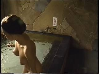 Asian Babe Japanese Natural Pool