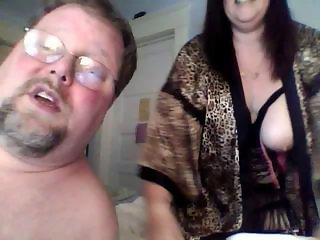 Chubby Mature Older  Webcam Wife