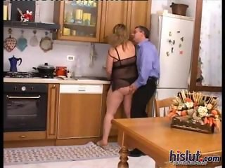 Kitchen Lingerie  Wife