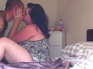 Amateur  Homemade Kissing Wife