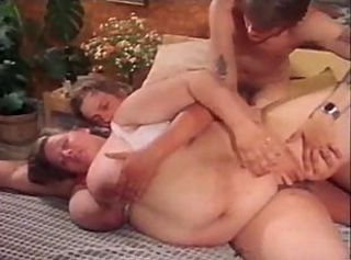 Big Tits Hardcore  Natural Threesome Vintage
