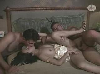 Asian Hardcore Interracial Teen Thai Threesome