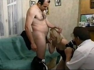 Amateur Blowjob Casting European French