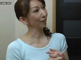 Asian Japanese Mature Mom Skinny