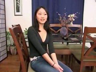 Evelyn lin amateur anal attempts 4 (her 1st scene ever)