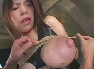 Asian Bondage Fetish Nipples