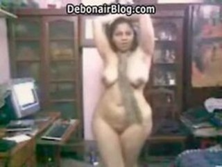 Amateur Chubby Dancing Homemade Indian Teen