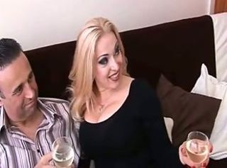 Big Tits Drunk  Wife