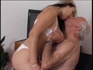 Daddy Lingerie Old and Young Teen