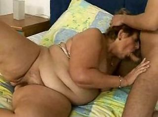 Big Lady Hetty Fat Granny Fucked Good