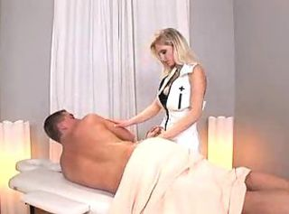 Massage Zuster Tiener Uniform