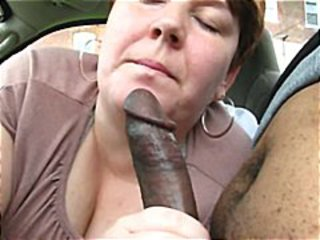 Amateur Blowjob Car Chubby Interracial Mature Pov