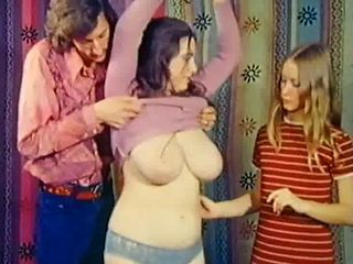 Big Tits Natural Teen Threesome Vintage
